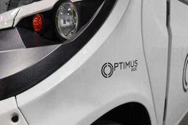 Optimus Ride officials say their vehicles could be used as a service for both developers and government agencies.